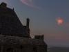 Sky at Mont St Michel