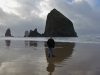 Haystack Rock, Cannon Beach Oregon