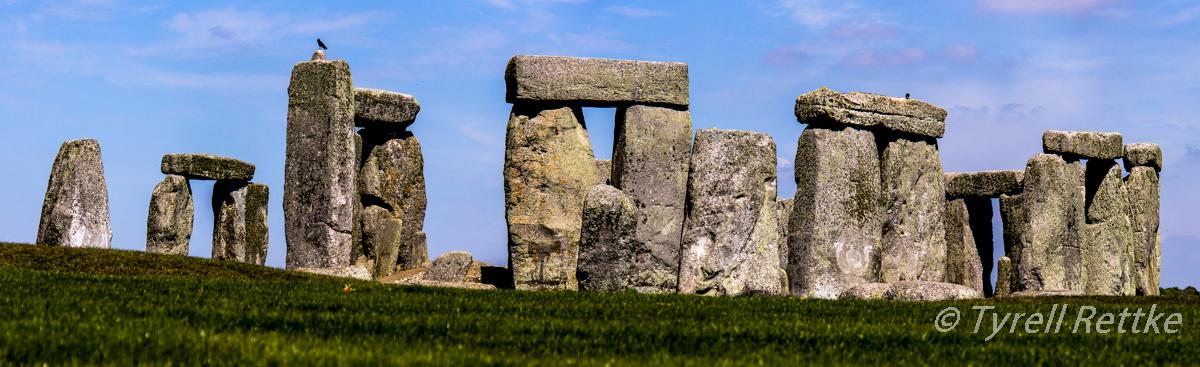 Stonehenge Pano
